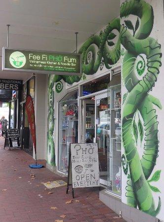 Subiaco, Australia: FFPF Entry