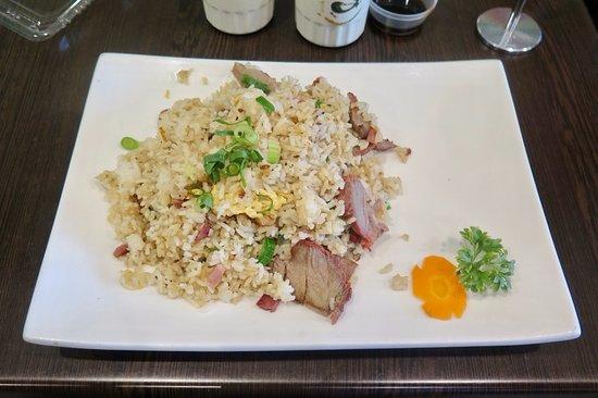 Subiaco, Australia: BBQ Pork Rice
