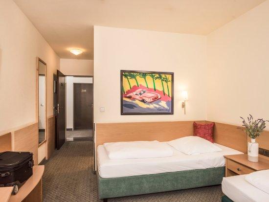 Hotel Am Moosfeld In Munchen