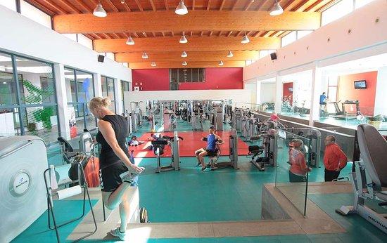 Tuineje, إسبانيا: 700 m² Indoor Gym 