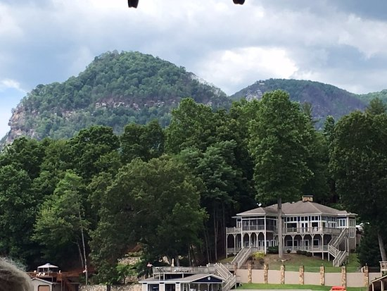 Lake Lure view