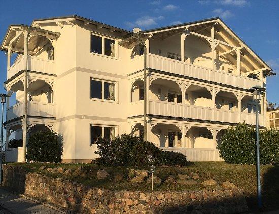 Gohren, เยอรมนี: Die Villa Fernsicht