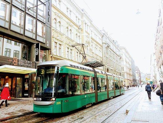 ヘルシンキ トラム システム