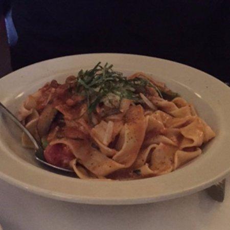 Delfino Restaurant: Truffle Pasta