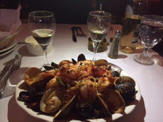 Delfino Restaurant: Frutti Di Mare