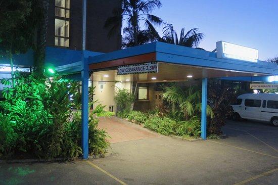 Scarborough, Australia: Entrance