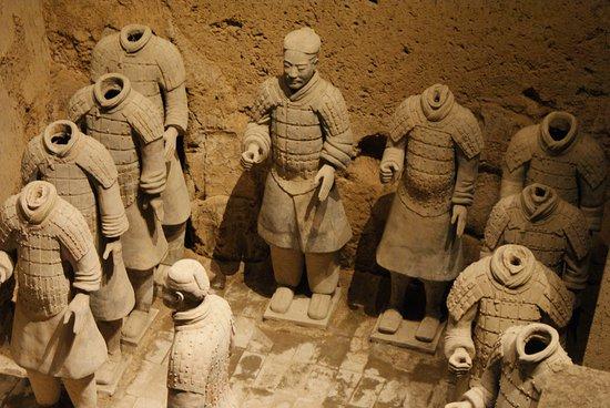 Western Han Dynasty Terracotta Warriors