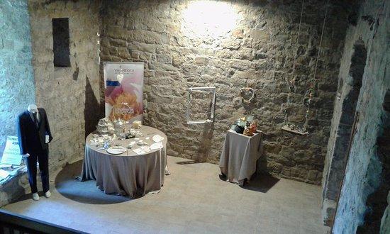 Camerino, Italia: Sala presentativa