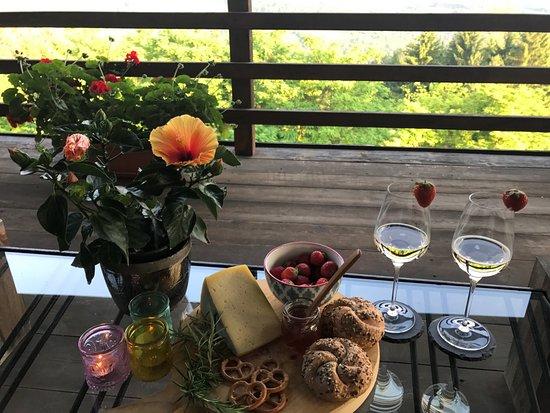 Benvenuto ai soggiorni romantici - Foto di Maso Azzurro B&B ...