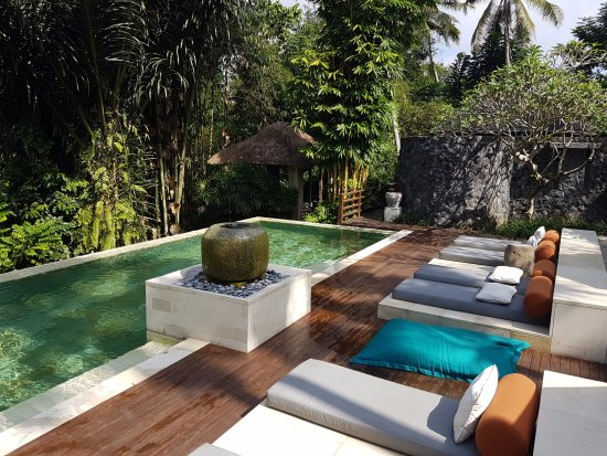The Purist Villas and Spa: Second hotel pool area