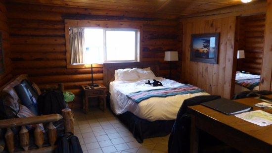 Kalaloch Lodge In Olympic National Park: Kalaloch 2 Queen Cabin