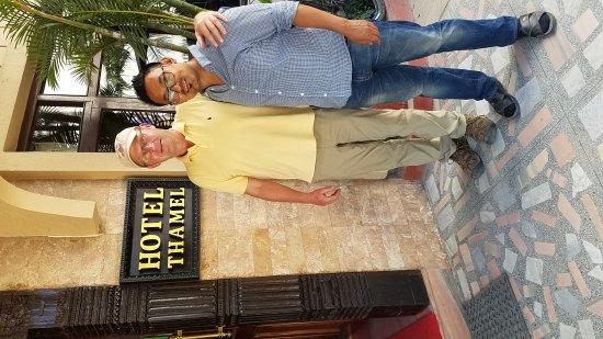 Hotel Thamel: 20170604_161146_large.jpg