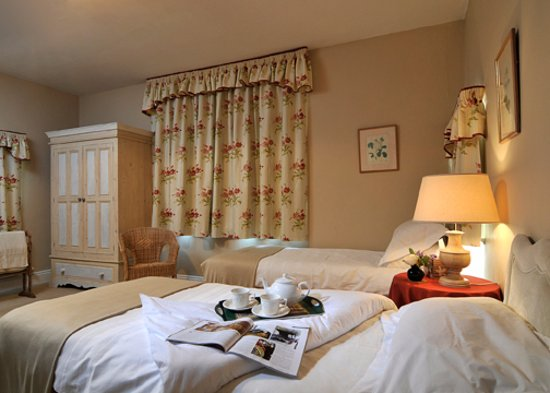 Much Wenlock, UK: Twin Bedroom