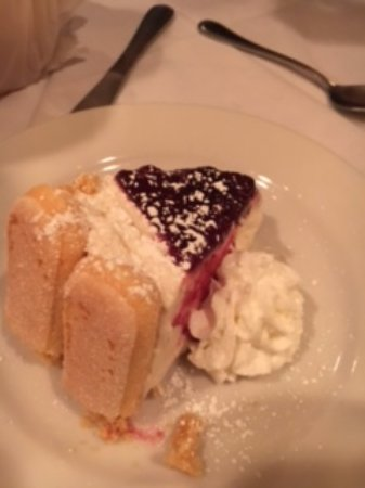 Mineola, Estado de Nueva York: Raspberry Cheesecake