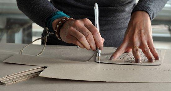 Latini Sartoriale: disegno