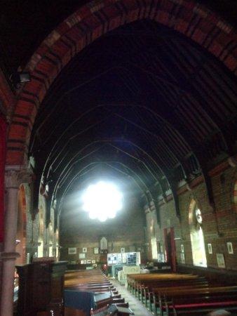 Jackfield, UK: Interior View