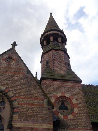 Jackfield, UK: The Steeple