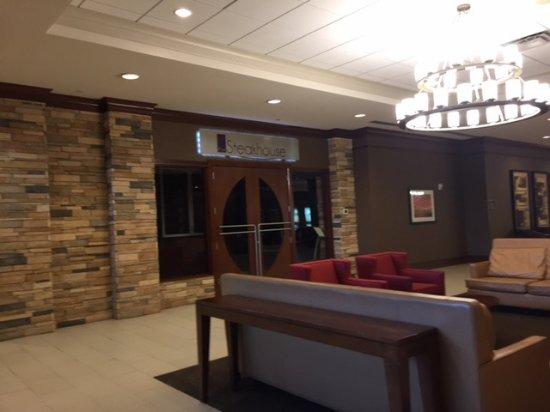 Bushkill Inn & Conference Center: Saturday Night dinner choice