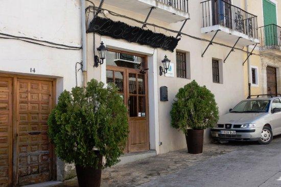 Hotel La Seguiriya: La Seguiriya Entrance