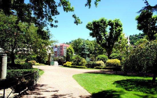 Jardin public de vienne septembre 2016 picture of for Jardin 38200