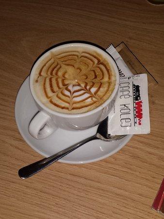 Turnov, Česká republika: Café Kolej