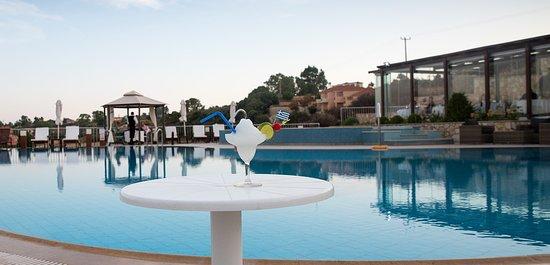 Regina Dell Acqua Resort: An amazing Lime Daiquiri made by Imidris