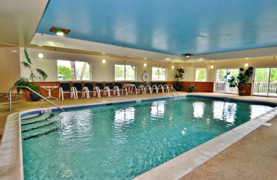 Pool - Picture of Best Western Saranac Lake - Tripadvisor