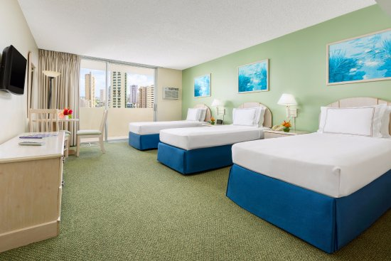 Waikiki Park Heights Hotel