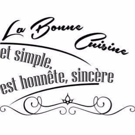Saint-Jean-d'Illac, Γαλλία: Ce texte représente vraiment l esprit de ce restaurant