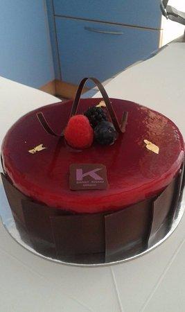 Pasticceria Ernst Knam: Cioccolato e frutti di bosco in edizione limitata
