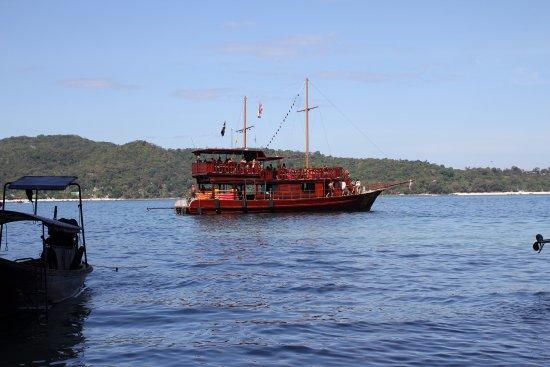 Phi Phi Pirate Boat