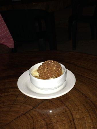 El Manglar: Dessert