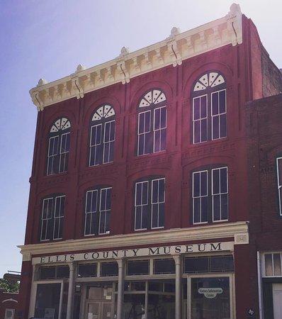 Waxahachie, Техас: Ellis County Museum