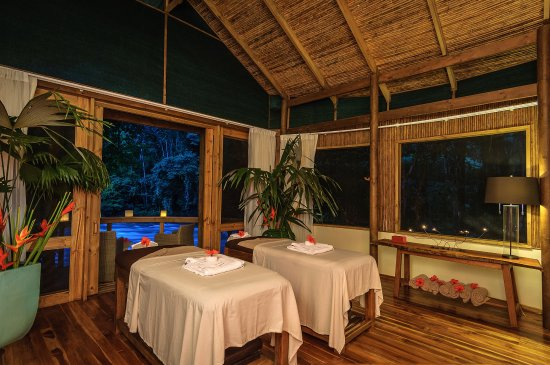 Pacuare Lodge: Pacuare Spa