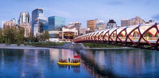 Calgary River Experience