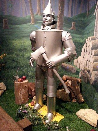 Wamego, KS: Lifesize Tin Man