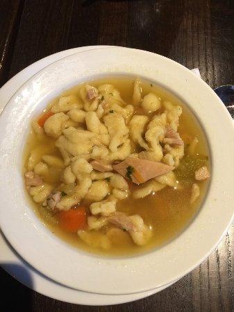 Menomonee Falls, WI: Chicken Dumpling Soup
