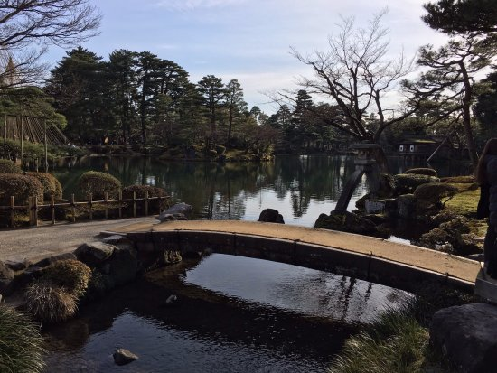 Kanazawa giappone fotograf a de jard n kenrokuen for Jardin kenrokuen