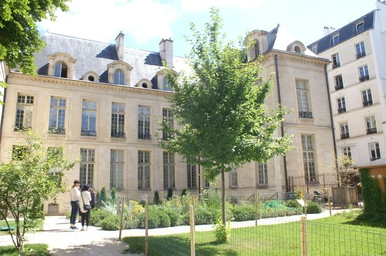 Jardin des Rosiers - Joseph-Migneret