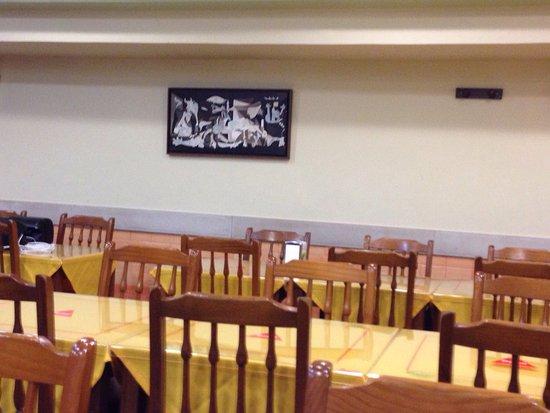 Picasso Cafeteria: photo1.jpg