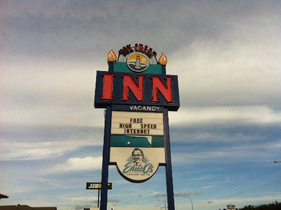 Fox Creek, Canadá: Restaurant got my mom sick