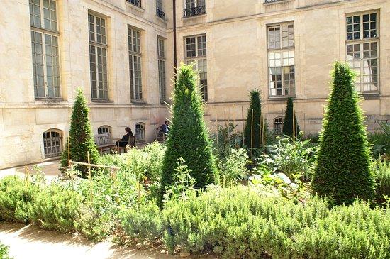 Le jardin des rosiers joseph miguere paris all you for Jardin restaurant madison