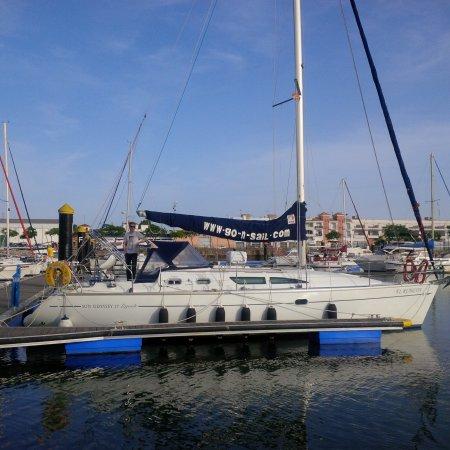 Go-n-Sail - - RYA Sea School