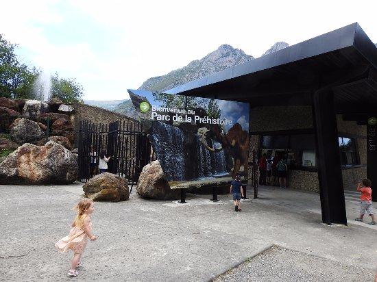Tarascon-sur-Ariege, Frankrike: a place for kids
