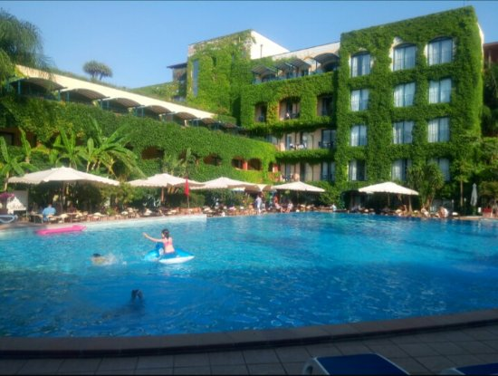 Caesar palace hotel taormina sicily giardini naxos - Hotel caesar palace giardini naxos ...