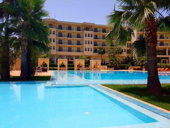 Ta img 20170523 190904 photo de palais medina for Hotel fes piscine