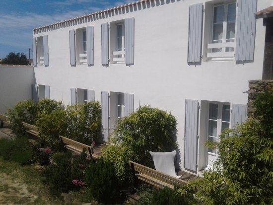 hotel l 39 escale bewertungen fotos preisvergleich ile d 39 yeu frankreich tripadvisor. Black Bedroom Furniture Sets. Home Design Ideas