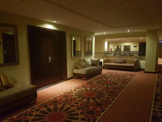 Palais Medina & Spa: les couloirs