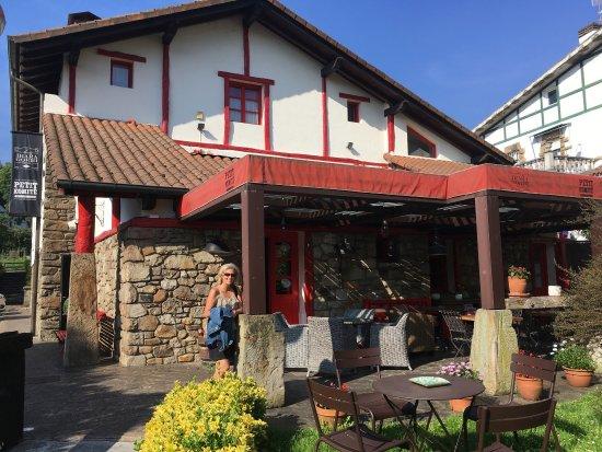 Galdakao, İspanya: Iraragorri Hotel