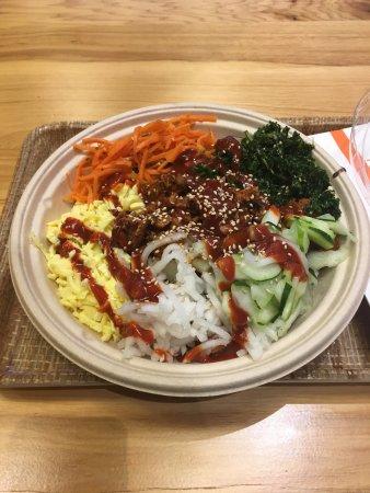 Bethesda, Μέριλαντ: Korean Bowl